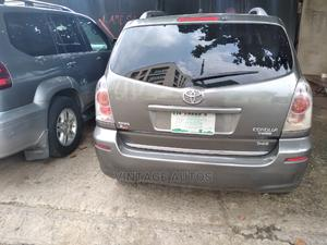 Toyota Corolla 2008 Verso 1.8 VVT-i Automatic Gray   Cars for sale in Lagos State, Ikeja