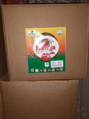 Nafdac Approved Pure Unadulterated Sealed Banga Red Palm Oil   Meals & Drinks for sale in Lagos State, Ifako-Ijaiye