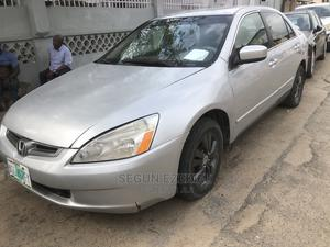 Honda Accord 2003 Silver   Cars for sale in Lagos State, Yaba
