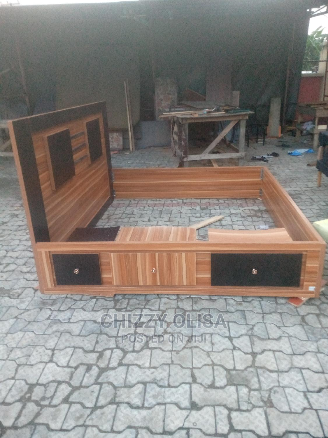 Archive: 6 by 7 Family Size Bed With 3 Drawer