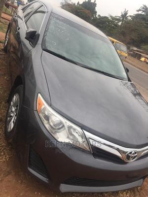 Toyota Camry 2014 Gray   Cars for sale in Ogun State, Ado-Odo/Ota