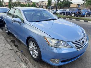 Lexus ES 2010 350 Blue | Cars for sale in Lagos State, Ifako-Ijaiye