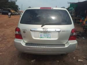Toyota Highlander 2005 V6 Silver | Cars for sale in Imo State, Owerri