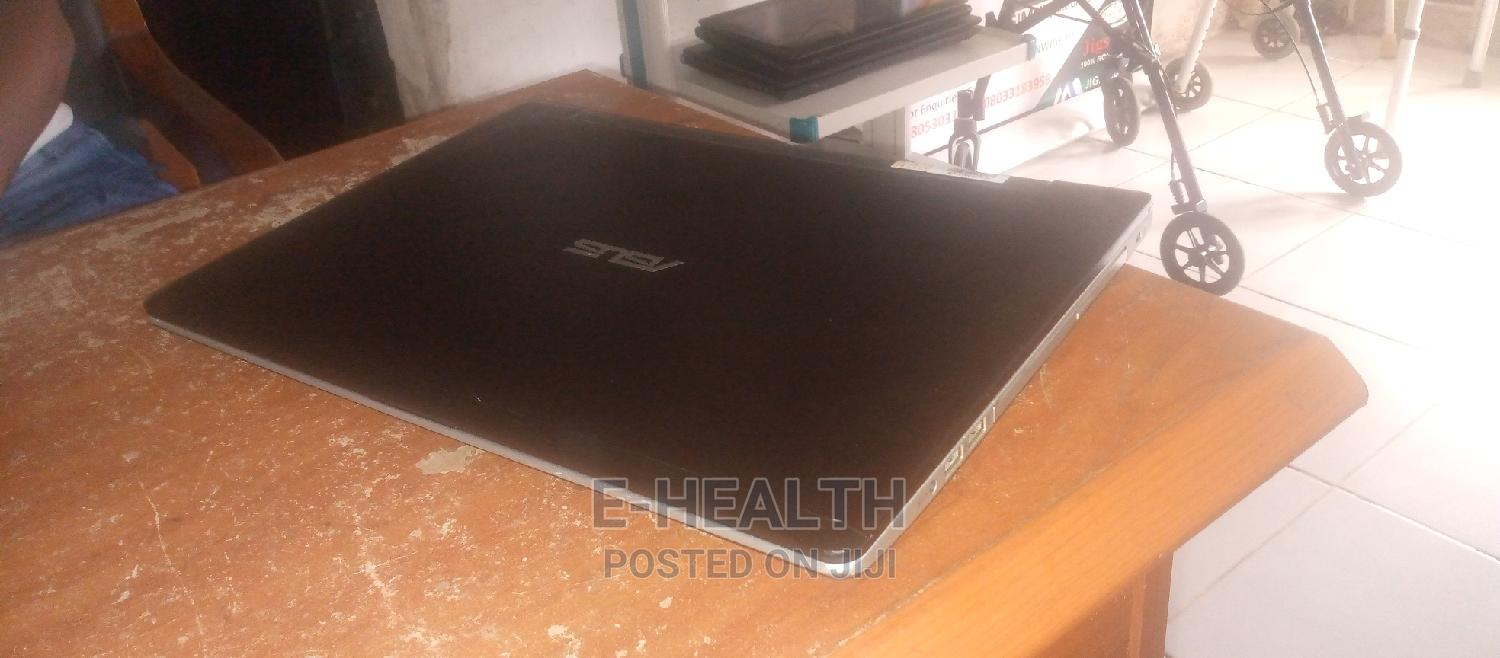 Laptop Asus VivoBook S550CM 4GB Intel Core I5 HDD 500GB | Laptops & Computers for sale in Surulere, Lagos State, Nigeria