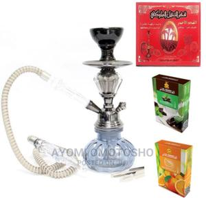 Small Glass Pot With Accessories | Tobacco Accessories for sale in Lagos State, Ajah