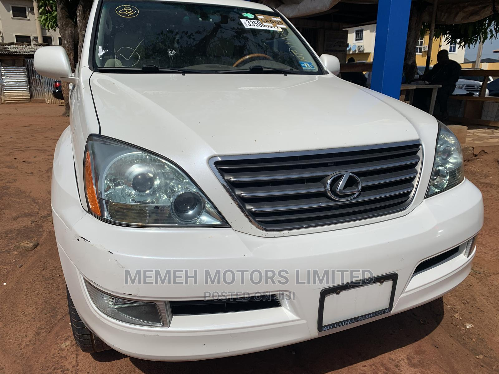 Lexus GX 2004 White   Cars for sale in Oshimili South, Delta State, Nigeria