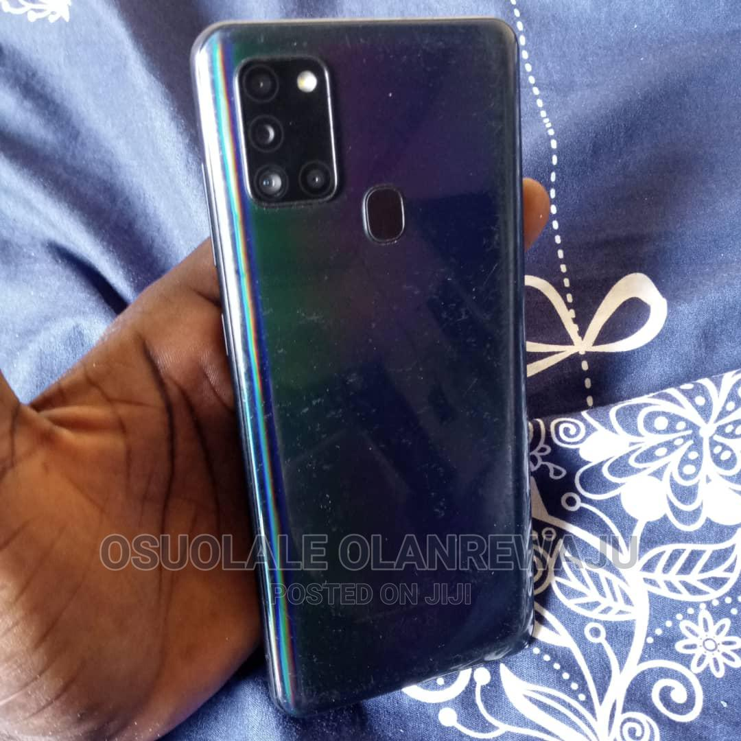 Samsung Galaxy A21s 128 GB Black | Mobile Phones for sale in Apapa, Lagos State, Nigeria