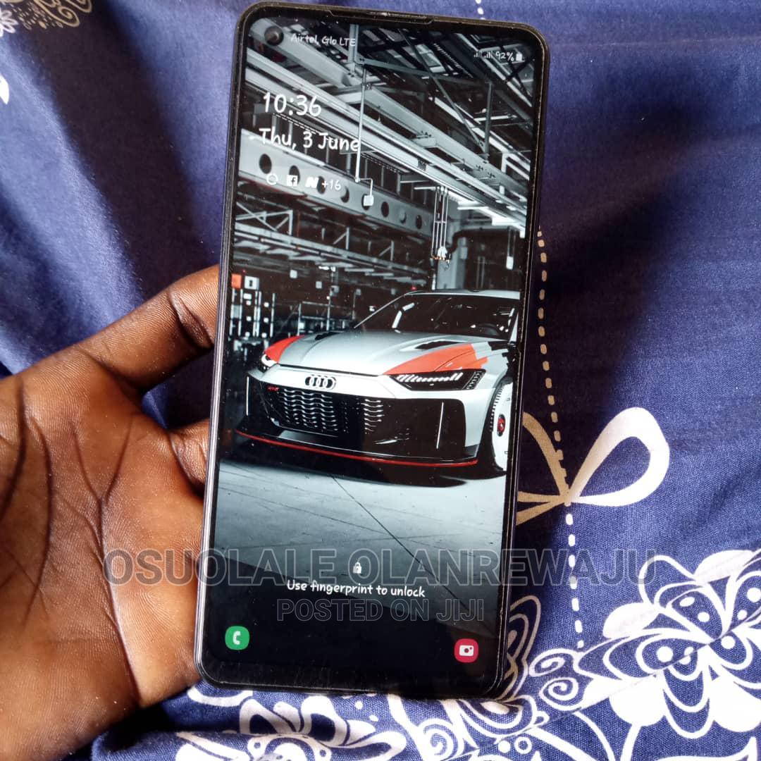 Samsung Galaxy A21s 128 GB Black