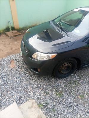 Toyota Corolla 2010 Black | Cars for sale in Edo State, Ikpoba-Okha