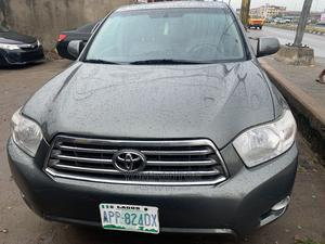 Toyota Highlander 2008 Green | Cars for sale in Lagos State, Surulere