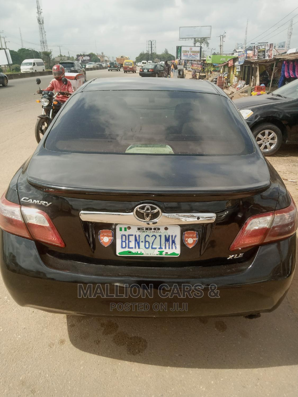 Toyota Camry 2008 Black   Cars for sale in Benin City, Edo State, Nigeria