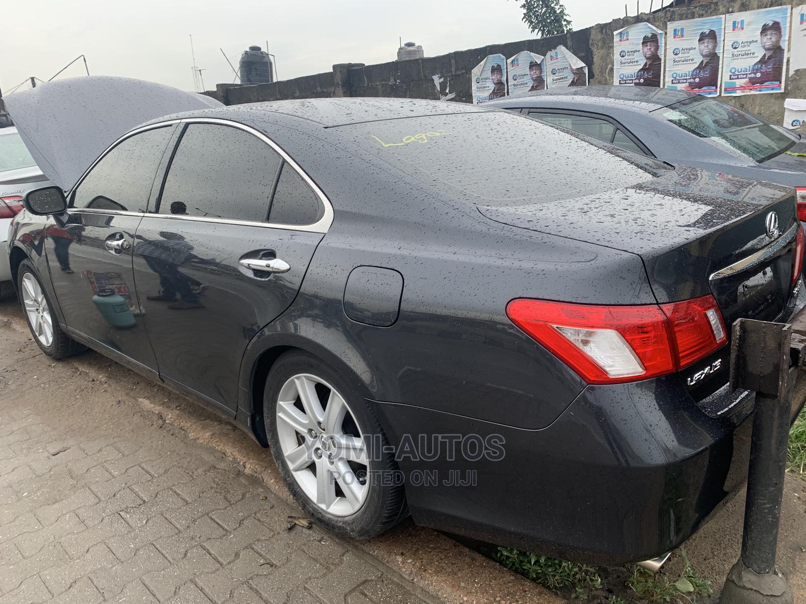 Lexus ES 2008 350 Gray | Cars for sale in Surulere, Lagos State, Nigeria