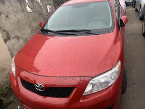 Toyota Corolla 2011 Red | Cars for sale in Lagos State, Surulere