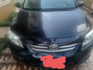 Toyota Corolla 2008 1.8 Black   Cars for sale in Oyo State, Ibadan