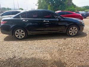 Honda Accord 2008 2.0 Comfort Black | Cars for sale in Abuja (FCT) State, Gwarinpa