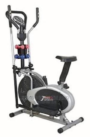 Multistation Orbitrac Bike | Userweight 100kg | Sports Equipment for sale in Lagos State, Ikeja