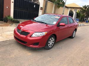 Toyota Corolla 2010 Red   Cars for sale in Lagos State, Magodo