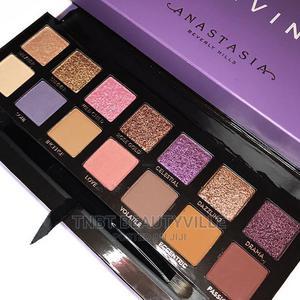 Anastasia X Norvina Eyeshadow Palette   Makeup for sale in Lagos State, Victoria Island