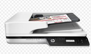 HP Scanjet PRO 3500 F1 Flatbed (L2741A) | Printers & Scanners for sale in Lagos State, Ikeja
