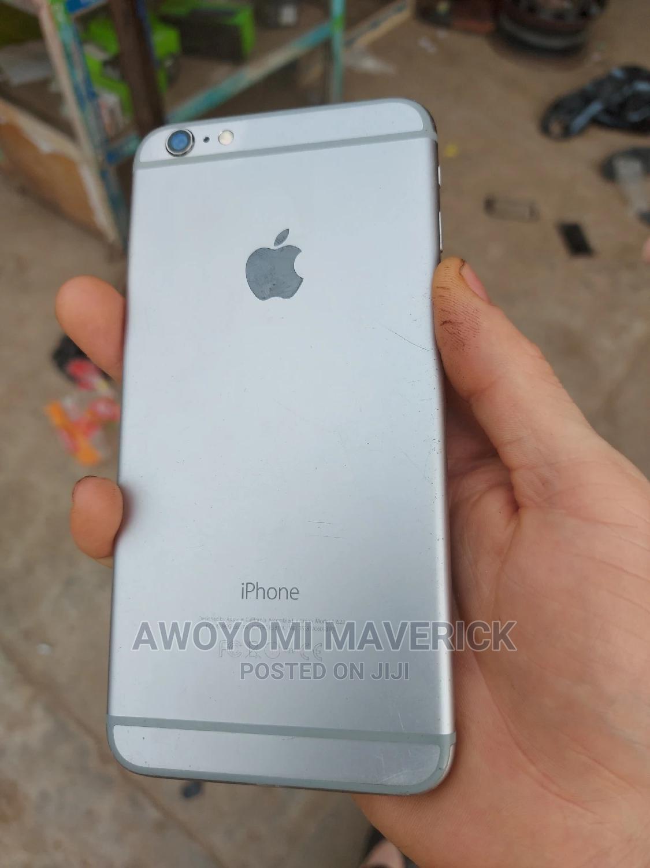 Apple iPhone 6 Plus 16 GB Gray