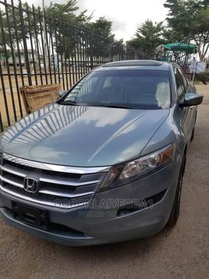 Honda Accord CrossTour 2011 EX-L AWD Green | Cars for sale in Lagos State, Ojo