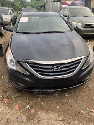 Hyundai Sonata 2013 Gray | Cars for sale in Lagos State, Amuwo-Odofin