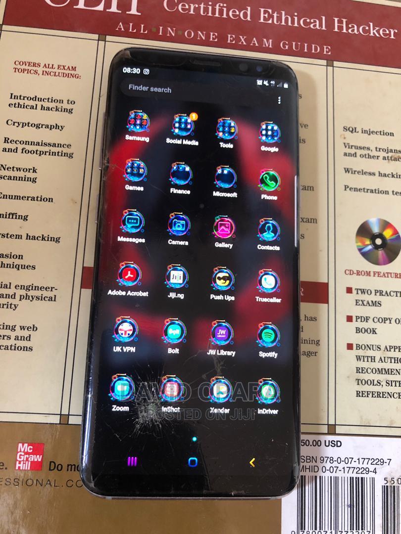 Samsung Galaxy S8 64 GB Purple