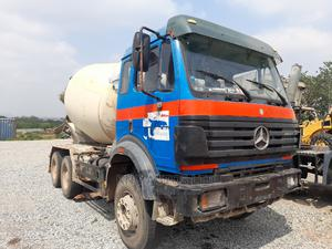 Foreign Used 7.5 Cubid Meter Concrete Mixer   Trucks & Trailers for sale in Abuja (FCT) State, Gwarinpa
