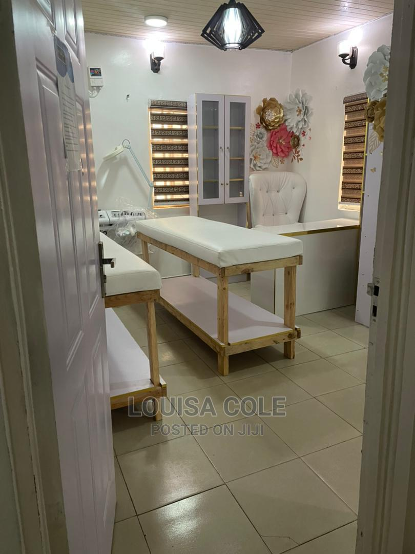 Archive: Fully Furnished Shop at Osapa