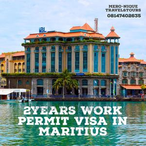 2years Work Visa in Mauritius   Travel Agents & Tours for sale in Delta State, Warri