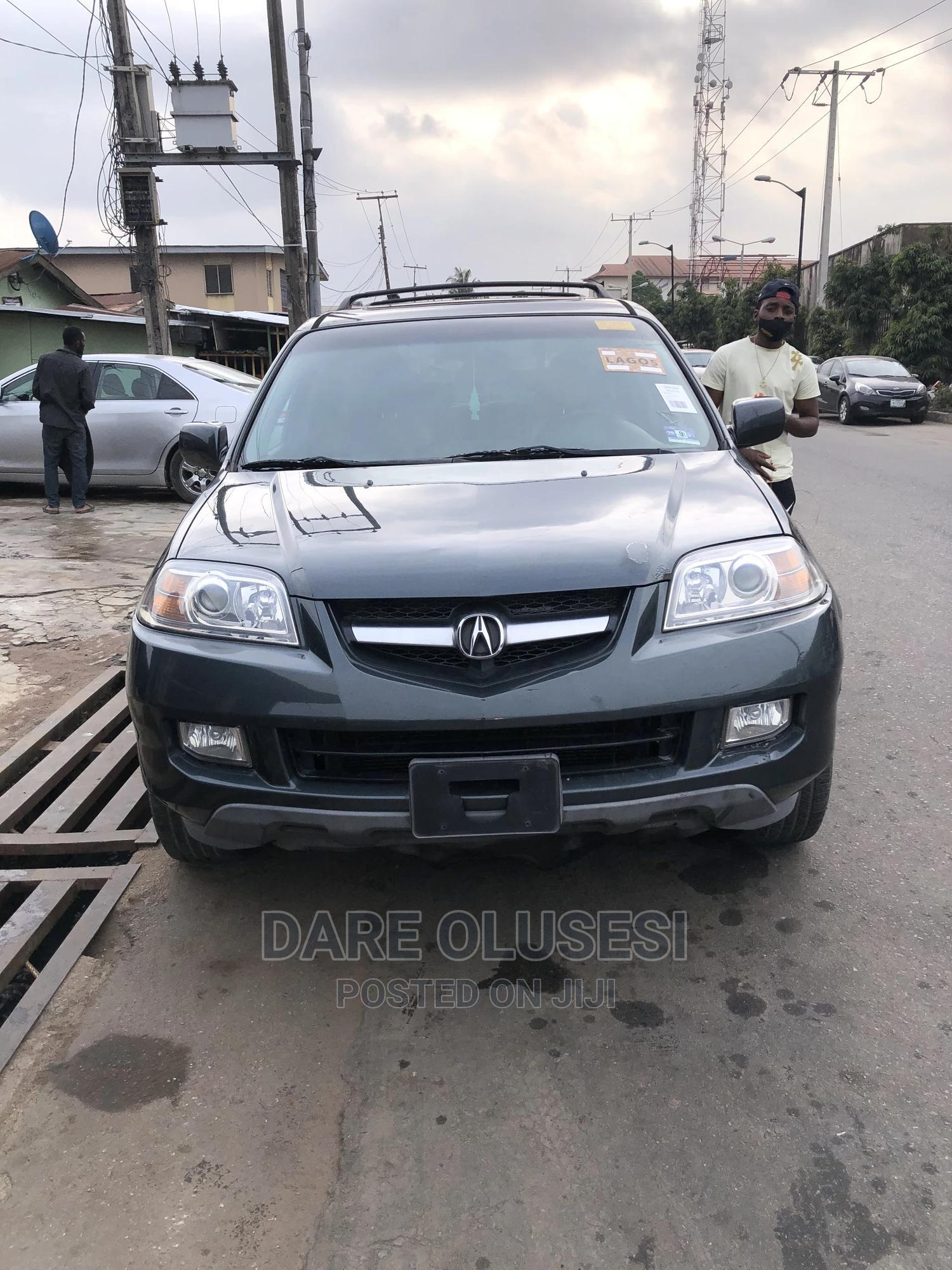 Acura MDX 2005 Gray | Cars for sale in Ikeja, Lagos State, Nigeria