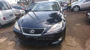 Lexus IS 2007 Blue   Cars for sale in Lagos State, Isolo
