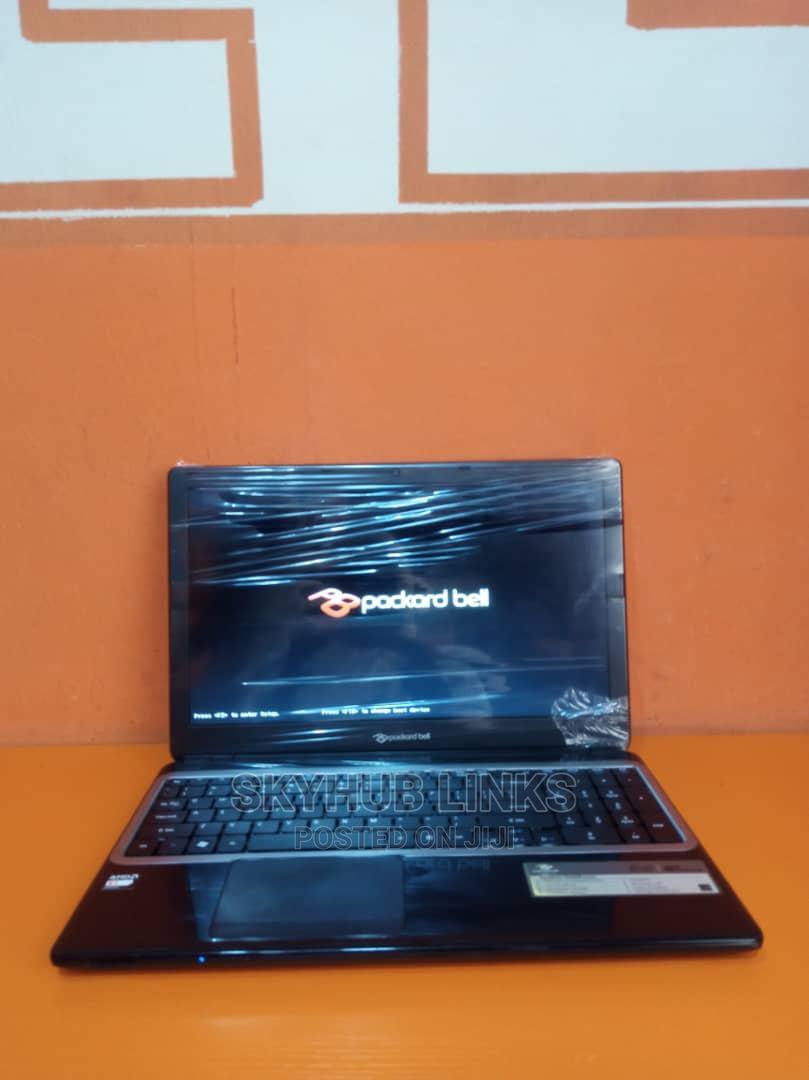 Archive: Laptop Packard Bell EasyNote TE69 6GB AMD HDD 500GB