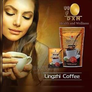 Lingzhi Black Coffee - Healthy, Alkaline and Detoxifier   Vitamins & Supplements for sale in Lagos State, Ikeja