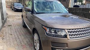 Land Rover Range Rover Vogue 2015 Gold | Cars for sale in Lagos State, Lekki