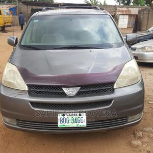 Toyota Siena 2006 for Hire | Chauffeur & Airport transfer Services for sale in Lagos State, Ikeja