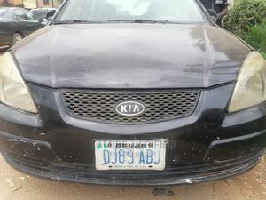 Kia Rio 2003 Black | Cars for sale in Lagos State, Alimosho
