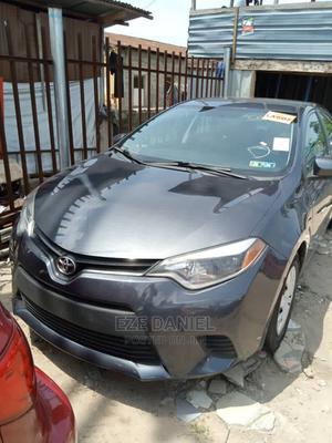 Toyota Corolla 2014 Gray | Cars for sale in Lagos State, Amuwo-Odofin