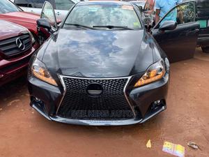 Lexus IS 2008 Black | Cars for sale in Edo State, Benin City