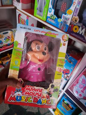 Minnie Mouse Dancing Robot | Toys for sale in Lagos State, Lagos Island (Eko)