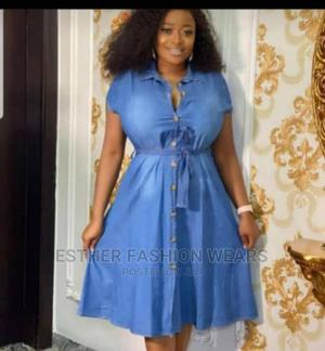 Quality Turkey Jeans Gown | Clothing for sale in Lagos State, Ikeja
