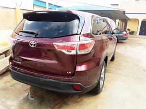 Toyota Highlander 2016 Brown | Cars for sale in Lagos State, Egbe Idimu