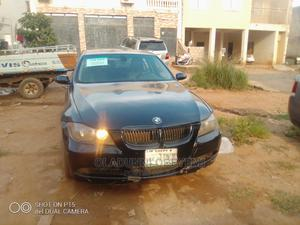BMW 328i 2007 Black | Cars for sale in Abuja (FCT) State, Apo District