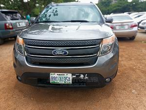 Ford Explorer 2012 Gray | Cars for sale in Abuja (FCT) State, Gwarinpa