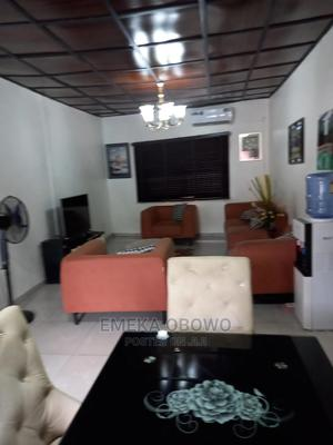 Furnished 3bdrm Block of Flats in Akinwale Estate, Ogba Bus-Stop | Houses & Apartments For Rent for sale in Ogba, Ogba Bus-Stop