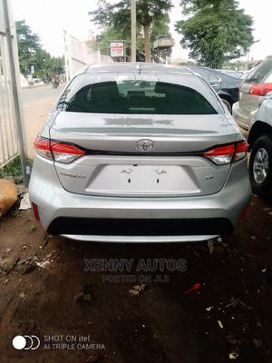 Toyota Corolla 2020 LE Silver   Cars for sale in Lagos State, Isolo