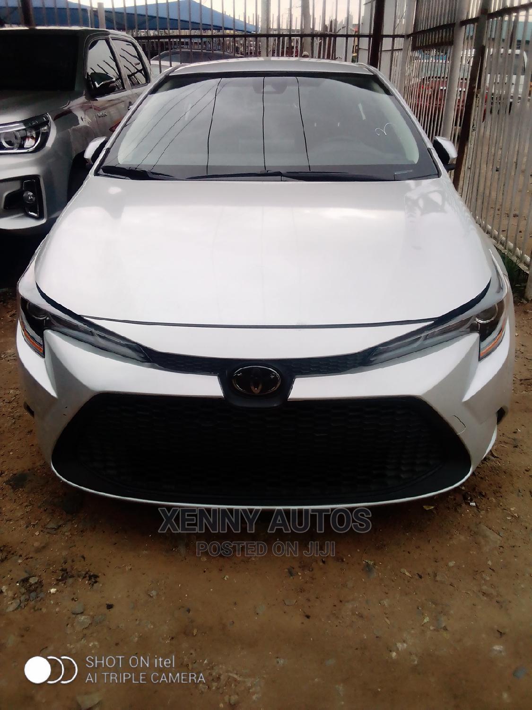 Toyota Corolla 2020 LE Silver   Cars for sale in Isolo, Lagos State, Nigeria