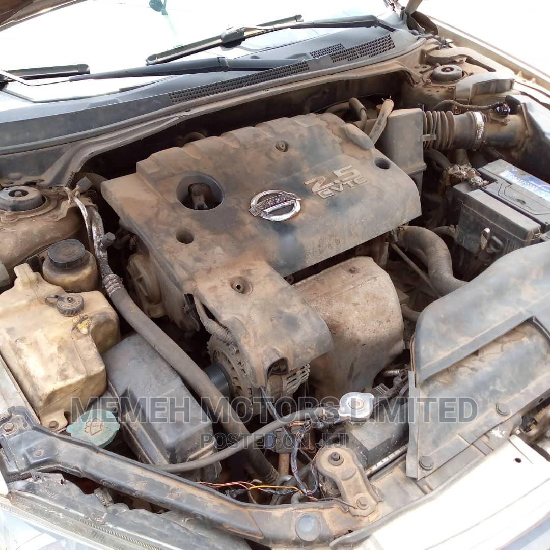 Nissan Altima 2005 2.5 Silver | Cars for sale in Oshimili South, Delta State, Nigeria