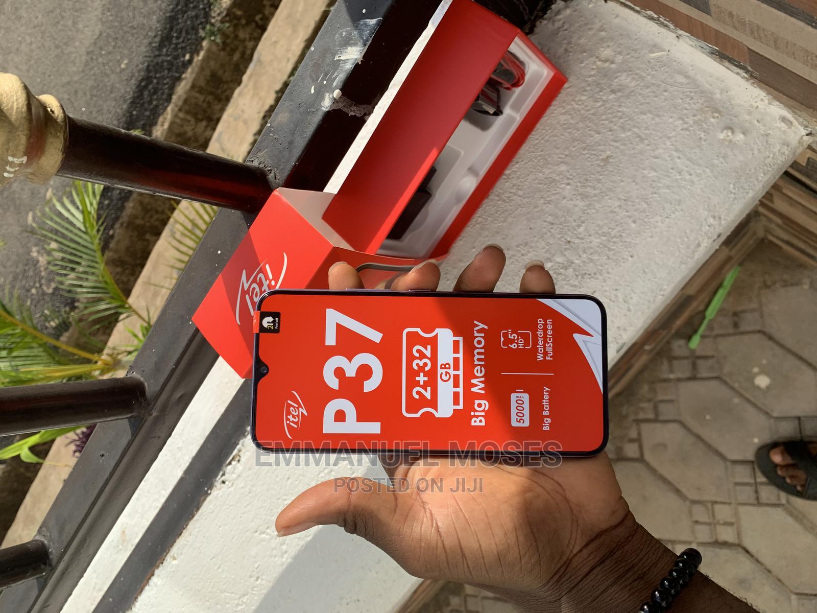 New Itel P37 64 GB Purple | Mobile Phones for sale in Gwarinpa, Abuja (FCT) State, Nigeria