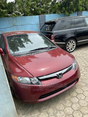 Honda Civic 2009 1.8 Sport Red | Cars for sale in Lagos State, Ikeja
